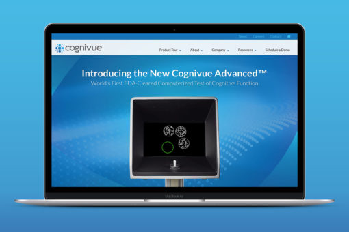 Cognivue Home Page